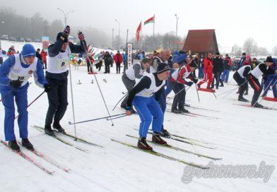 Масштабные лыжные соревнования пройдут в Гродненской области