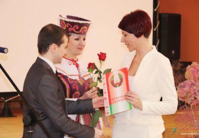 Торжественное мероприятие, посвящённое 100-летию социальной службы, прошло в Кореличах (фото)