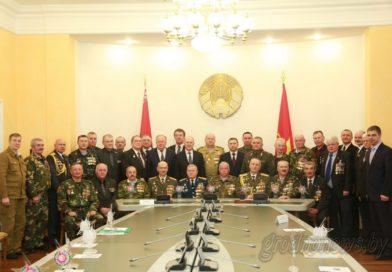Торжественный прием, посвященный 30-летию со дня вывода советских войск из Афганистана, прошел в облисполкоме