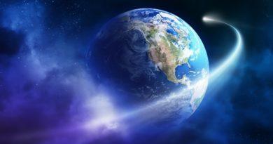 В сентябре к Земле приблизится астероид