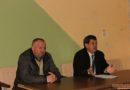 Заместитель председателя Кореличского райисполкома Анатолий Коршун встретился с трудовым коллективом ГП «Племзавод Кореличи»