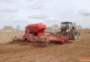 В Кореличском районе на 14 мая посеяно 94% яровых культур и 83% кукурузы (+инфографика)