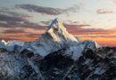 Самая высокая гора в мире Эверест стала ниже на пару сантиметров