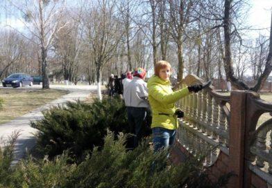 20 апреля в Кореличском районе состоится республиканский субботник