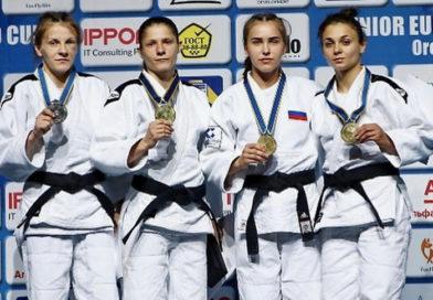 Гродненские дзюдоисты завоевали серебро и бронзу Кубка Европы