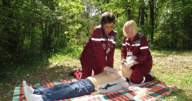 В Гродно соревновались бригады скорой медицинской помощи. Лучшие — лидчане и гродненцы