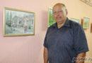 В Кореличах открыли арт-галерею «Гісторыя роднага краю»