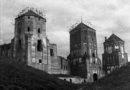 Уникальная фотовыставка показывает Мирский замок с редких исторических ракурсов