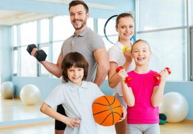 Здоровье семьи начинается с ЗОЖ