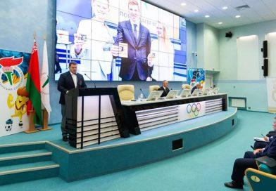 Дмитрий Лукашенко переизбран председателем центрального совета Президентского спортивного клуба
