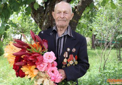 Ветеран Великой Отечественной войны Петр Шевко обращается к молодому поколению: «Берегите мир на земле!»