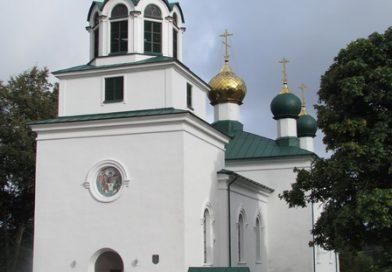 Церковь святой Троицы в г.п. Мир славится своими чудесами