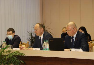 В Кореличском райисполкоме рассмотрели прогноз социально-экономического развития и проект бюджета района на 2021 год
