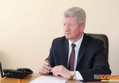 Министр культуры Анатолий Маркевич встретился с работниками сферы культуры Кореличчины, провел прямую линию и прием граждан