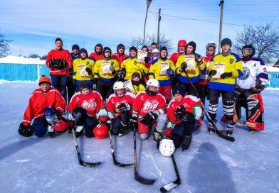 Подведены итоги районных соревнований по хоккею «Золотая шайба»