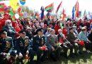 Торжественный митинг и церемония возложения венков состоялись в Гродно на Кургане Славы (+видео)