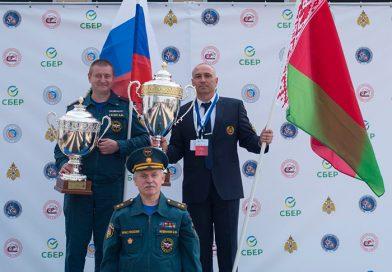 Сборная Беларуси стала чемпионом международных соревнований в Москве