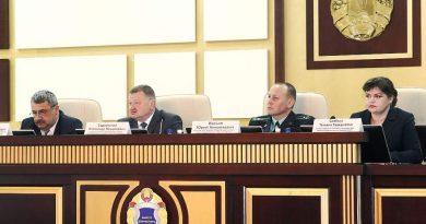 На коллегии Комитета госконтроля области обсудили работу реорганизованных сельхозпредприятий