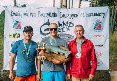 В Кореличском районе состоялся Открытый чемпионат Гродненской области по  ловле рыбы нахлыстом