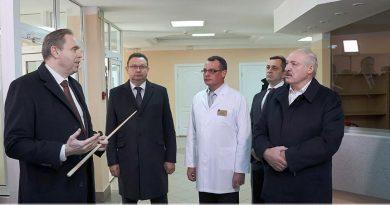 Допрос с пристрастием и ответ на обвинения в ковид-диссидентстве. Главное из заявлений Александра Лукашенко в Лиде