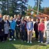 Кореличчане с инвалидностью отпраздновали День народного единства спортивными соревнованиями и возложением цветов к мемориальному комплексу «Звезда»