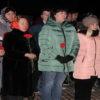 """Митингом и акцией """"Свеча памяти и скорби"""" отметили в Кореличском районе 75-летие Хатынской трагедии (фото + видео)"""