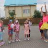 В центре Корелич открыли детскую игровую площадку