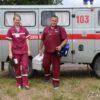 """Корреспондент газеты """"Полымя"""" провел один день с бригадой скорой помощи"""