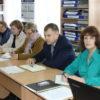 В Кореличской библиотеке прошла учеба идеологического актива района