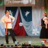 В Жуховичах держали ритм не только на сцене, но и в зрительном зале