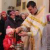 В какое время в храме апостолов Петра и Павла г.п. Кореличи можно взять крещенскую воду