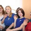 В Кореличском районе школьники рьяно и на максимуме боролись за победу в конкурсе «Я б в спасатели пошел»