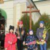 Светлы настрой Вербнай нядзелі напоўніў сэрцы маленькіх і дарослых праваслаўных вернікаў у Карэлічах (фота)
