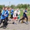 Карэліччына адзначыла Дзень работнікаў фізічнай культуры і спорту на стадыёне (фота)
