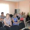 Заместитель председателя Кореличского райисполкома Руслан Абрамчик встретился с трудовым коллективом ЦСОН