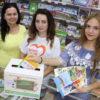 """В Кореличском районе в рамках благотворительной акции """"Соберем детей в школу!"""" оказана помощь на сумму более 50 тысяч рублей"""