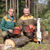 Хранители зелёных сокровищ. В третье воскресенье сентября свой профессиональный праздник отмечают работники лесного хозяйства