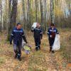 Сделаем лес чище вместе! Кореличский район присоединился к акции «Чистый лес»