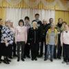 Для кореличчан с инвалидностью по зрению устроили праздничный концерт с подарками