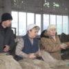 """Преподаватели аграрного университета и инженеры белорусских льнозаводов приехали за опытом на """"Кореличи-Лён"""""""