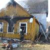 26 марта в деревне Прилуки горел дом